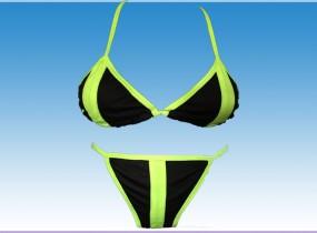 Multicolored stylish Bikini