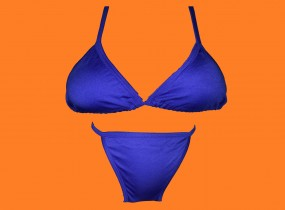 Purple Colour Bikini
